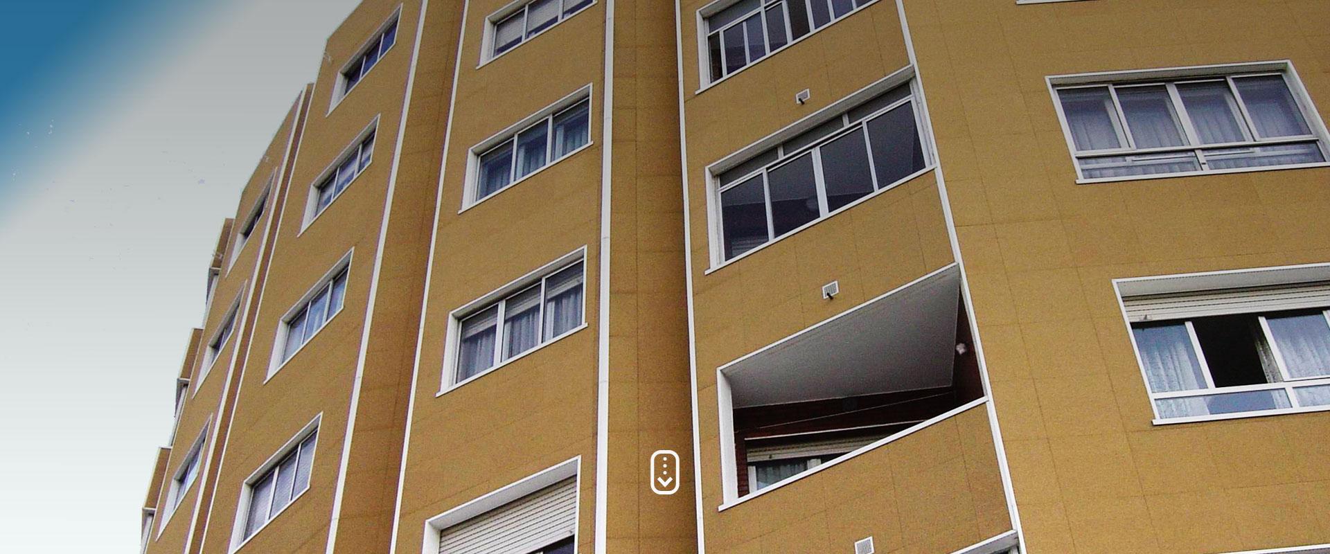 Rehabilitación <br>de edificios
